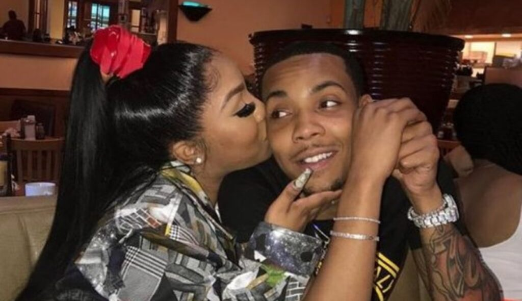 Ari Fletcher Maintains Shes Single After Being Spotted